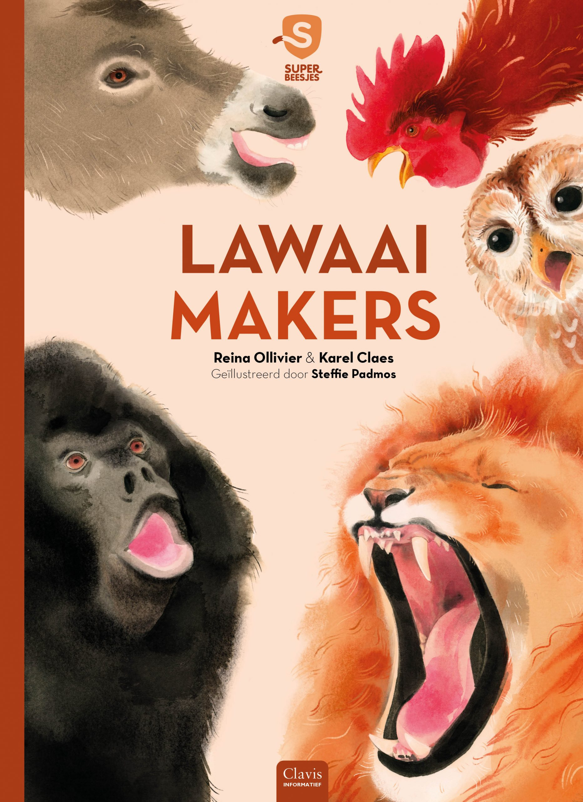 Cover_Lawaaimakers